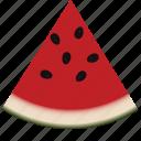 dessert, diet, eco, food, fresh, fruit, healthy, juicy, nutrition, sweet, vegetarian, watermelon icon