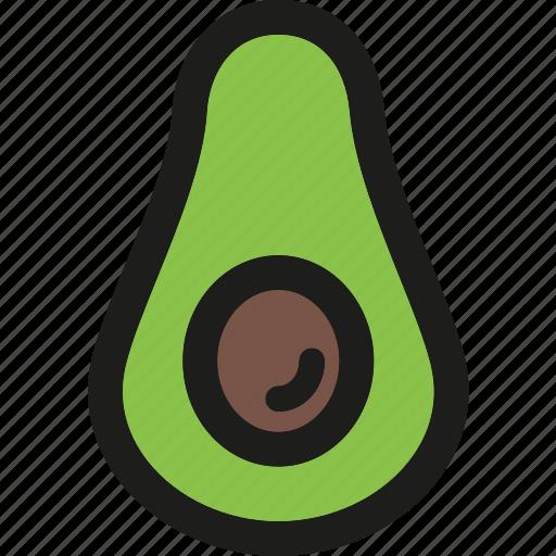 avocado fruit fruit desserts