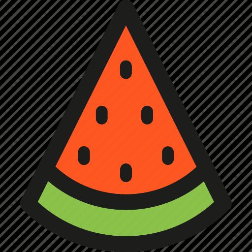 dessert, food, fruit, fruits, healthy, organic, watermelon icon
