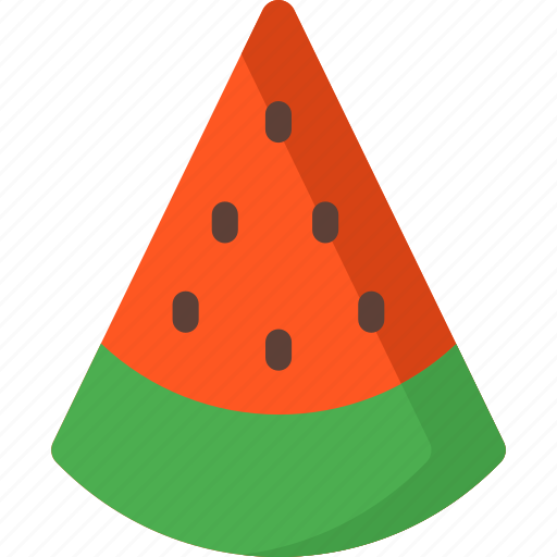 Watermelon, dessert, food, fruit, fruits, healthy, organic icon - Download on Iconfinder