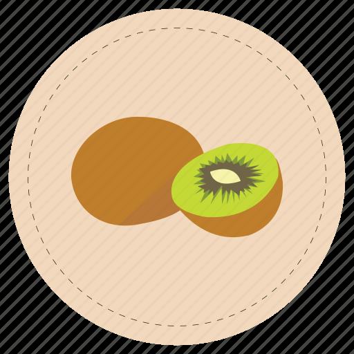 Fruit, green, kiwi, tropical icon - Download on Iconfinder