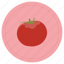 fruit, red, tomate, tomatoe icon