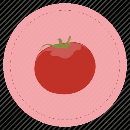 fruit, red, tomate, tomatoe icon