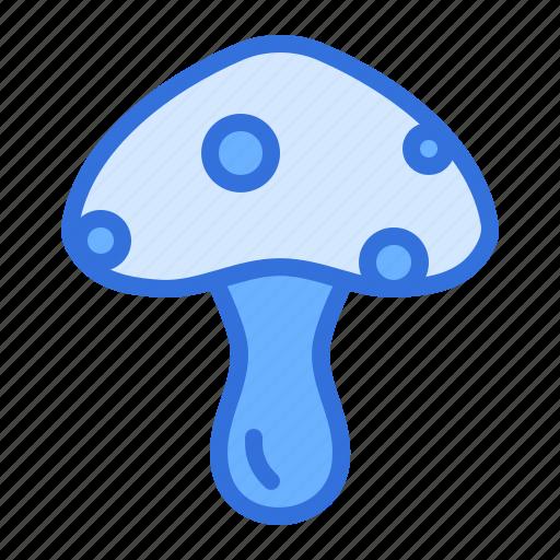 healthy, mushroom, shroom, source, vegetable, vitamin icon