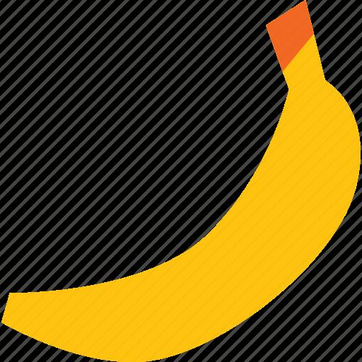 banana, fruit, monkey icon