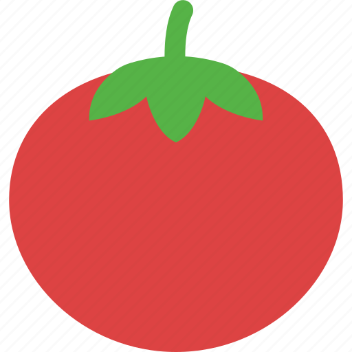 agriculture, food, fruit, tomato, vegetables icon