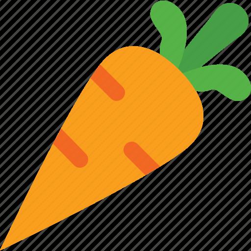 carrot, fruit, rabbit, vegetables icon