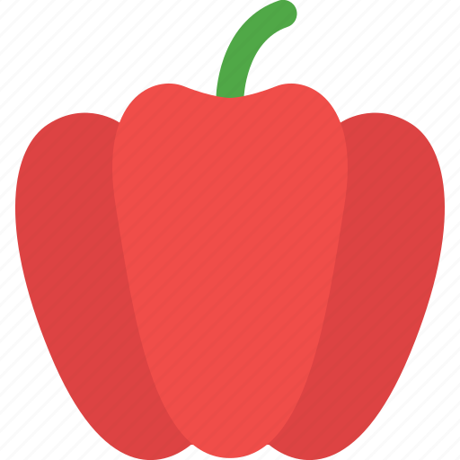 agriculture, fruit, paprika, spicy, vegetables icon