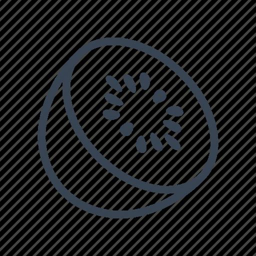 Food, fruit, kiwi icon - Download on Iconfinder