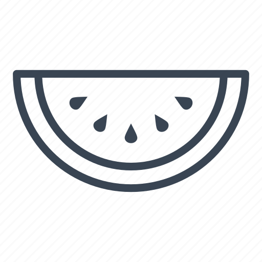 Food, fruit, watermelon icon - Download on Iconfinder