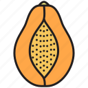papaya, 1