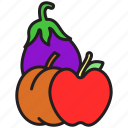 vegetables, 1