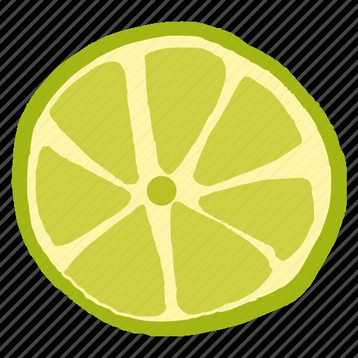 citrus, food, fruit, healthy, lemon, lime, tropical icon