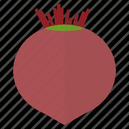 beet, beets, food, healthy, root, turnip, vegetable icon