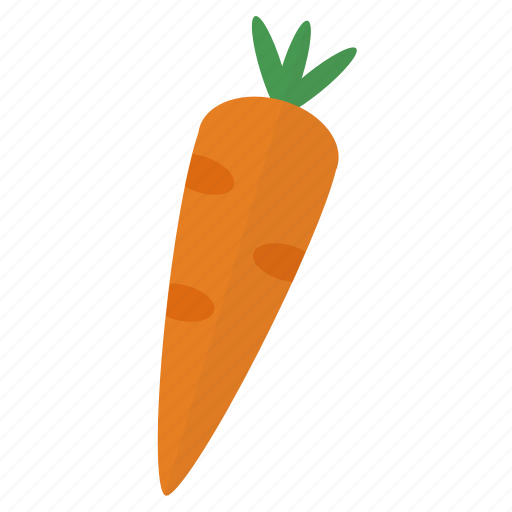 carrot, eat, food, fruit, healthy, vegetable, vitamin a icon