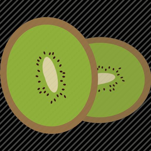 chinese gooseberry, eat, food, fruit, healthy, kiwi, vitamin icon