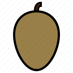 diet, food, fruit, healthy, healthy food, sapodilla, sweet icon