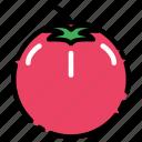 fruit, tomato, vegetable, vitamin icon