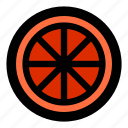 citrus, cocktail, flavor, fruit, grapefruit, ingredient, juice icon