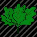 crops, farm, food, herb, nature, tree icon