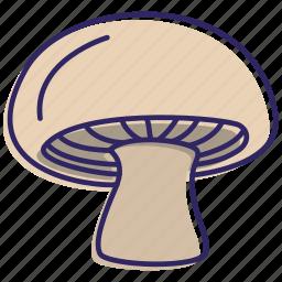 food, healthy food, mashroom, mushrooms, organic, vegetable, vegetables icon