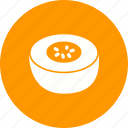 food, fresh, fruit, healthy, melon, sweet, yellow icon