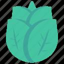 food, leaf, leaves, nature, vegetable icon