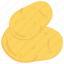 chips, food, fries, masher, potato, vegetable icon