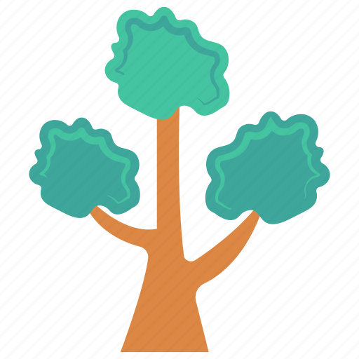 garden, green, nature, park, tree icon
