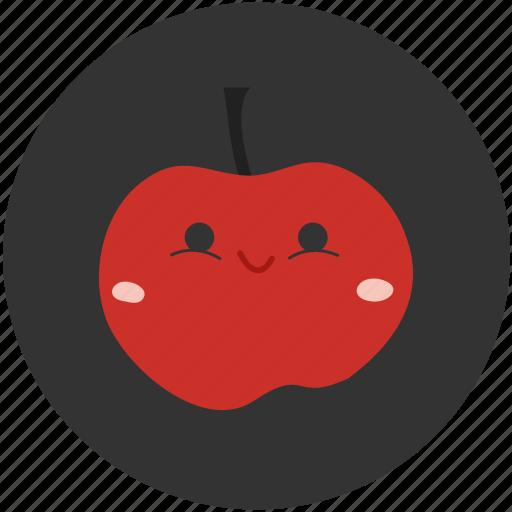 aple, breakfast, clean food, food, fruit, ingredient, vegetarian icon