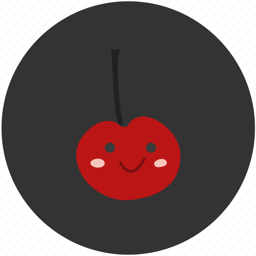 berry, cherry, dessert, food, fruit, ingredient, sweet icon