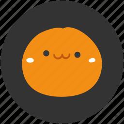 citrus, clean food, food, fruit, ingredient, orange, tropical fruit icon