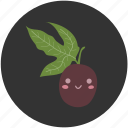 fruit, healthy, ingredient, passionfruit, sour, tropical, tropical fruit icon