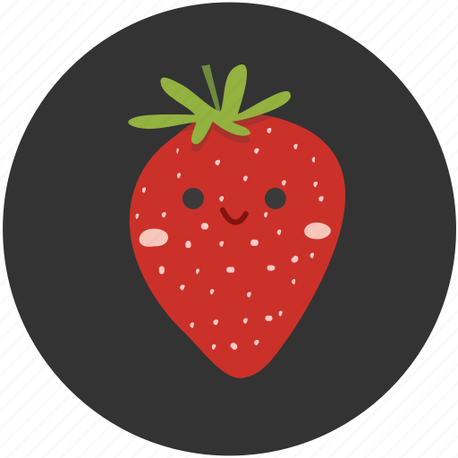 berry, dessert, fruit, ingredient, lovely, strawberry, sweet icon