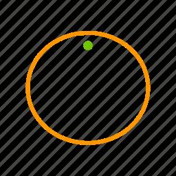 citrus, coloredbeans, drink, food, fruit, green, mandarin, orange, tangerine icon