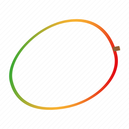 coloredbeans, food, fruit, gradient, green, mango, red, sweet, tropical, yellow icon