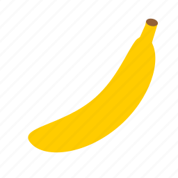 banana, food, fruit, kitchen, nature icon