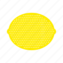 citrus, cooking, food, fruit, kitchen, lemon, sour icon