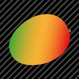 food, fruit, kitchen, mango, sweet icon