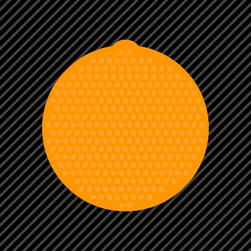 food, fruit, kitchen, nature, orange icon