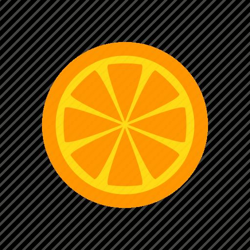 cooking, food, fruit, juice, kitchen, orange, sour, sweet icon