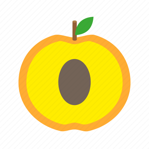 cooking, drink, food, fruit, kitchen, nature, orange, peach, sweet icon