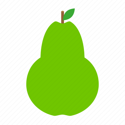 cooking, food, fruit, kitchen, pear, sweet icon