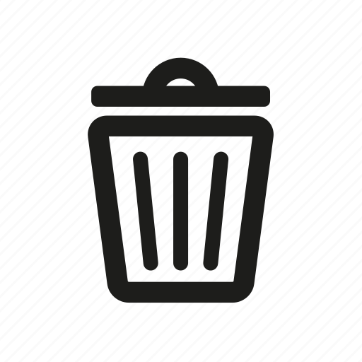 Can, delete, ftp, trash icon - Download on Iconfinder