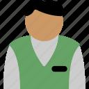 account, avatar, personal, profile icon
