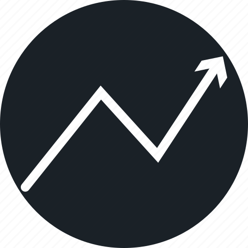 business, chart, growth, statistics, work icon