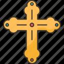 byzantine, cross, christian, religious, holy