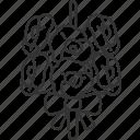 flower, funeral, bouquet, grief, death