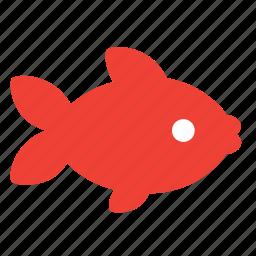 animal, fish, food, seafood icon