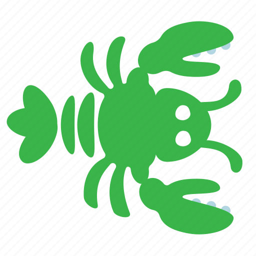 Crayfish, lobster icon - Download on Iconfinder